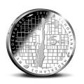 5 euro Pays Bas 2018 Leuvarde, Capitale Européenne de la Culture