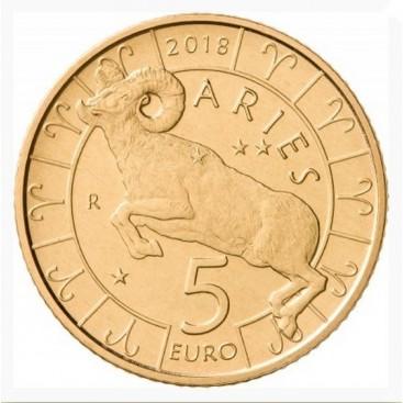 5 Euro Saint Marin 2018
