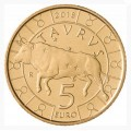 5 Euro Saint Marin 2018 Taureau