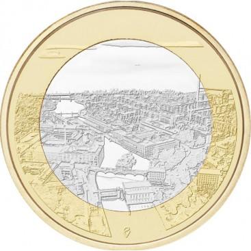 5 Euro Finlande 2018 - Tammerkoshi Rapids Tampere