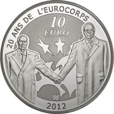 10 Euro Europa 2012