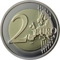 2 Euro France 2018 Bleuet BE