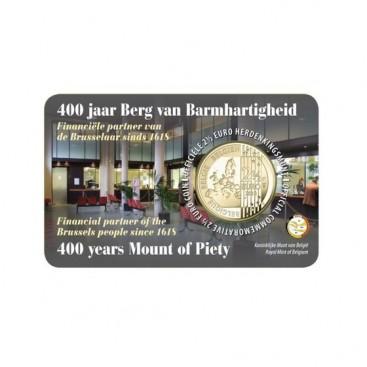 Coincard 2,50 Euro Francaise Belgique 2018 n°2