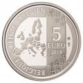 5 Euro Belgique 2018 60 ans des Schtroumfps