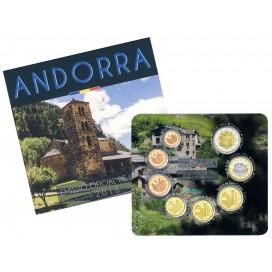 BU Andorre 2018 3,88 Euro