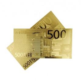 Billet de 500€ or