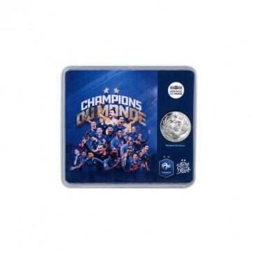 10€ France 2018 Champions du monde