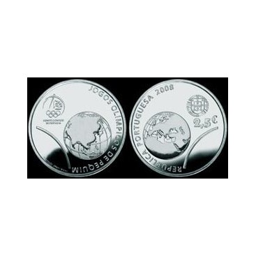 2,5 Euro portugal 2008