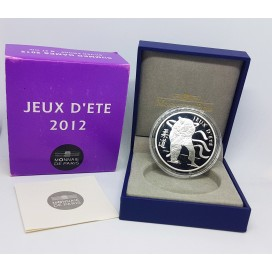 10 Euro France 2012 Judo