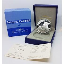 10 Euro 2011 Jacques Cartier