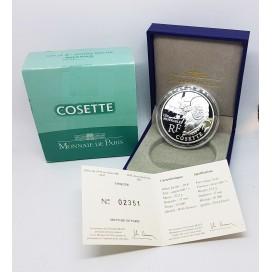 10 Euro COSETTE 2011