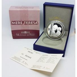 10 Euro France 2010 Mere Teresa