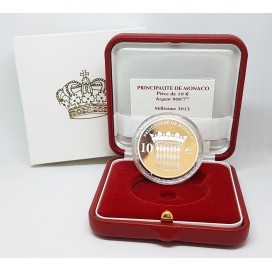 10 Euro MONACO 2012 Honoré II