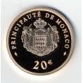 20 euro or BE MONACO 2008