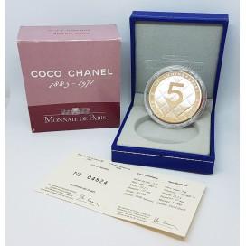 5 Euro COCO CHANEL