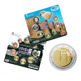 Coffret BU Espagne 2019 World Money Fair