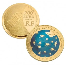 200 Euros or astronomie 2009