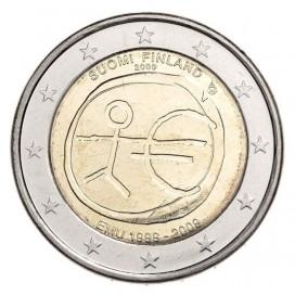 2 Euro Finlande 2009 EMU