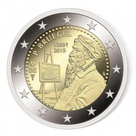 2 Euro Belgique 2019 - 450 ans de la mort de Pieter Bruegel