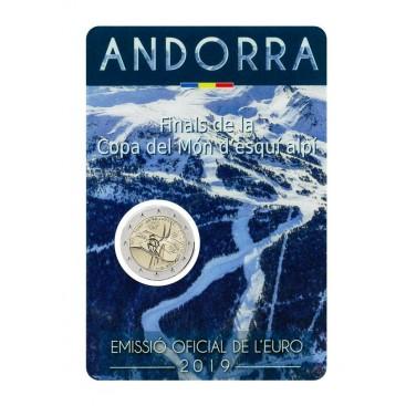 2 Euro Andorre 2019 Mondial du ski
