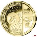Coincard 2,50 Euro Francaise Belgique 2019 Tour de France