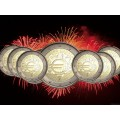 SERIES 2 Euros 2012 10 ANS