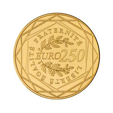 250 Euros FRANCE 2009