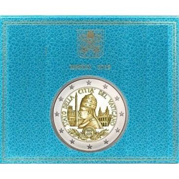 2 Euro Vatican 2019 - Fondation de l'Etat du Vatican