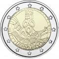 2 Euro Estonie 2019 - 150e anniversaire du festival de chant