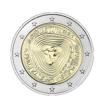 2 Euro Lituanie 2019 - Les Surtatinés