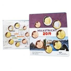Série Euro Pays bas 2019