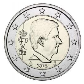 2 Euro Belgique 2019 - Roi Philippe