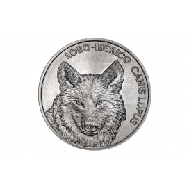 5 Euro Portugal 2019 Loup Ibérique