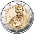 2 Euro SAINT MARIN 2007 Garibaldi