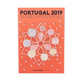 Coffret FDC Portugal 2019