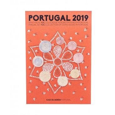 Coffret FDC Portugal 2019