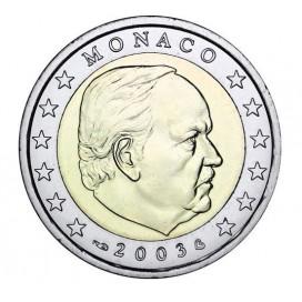 2 Euro MONACO 2003 Reinier III