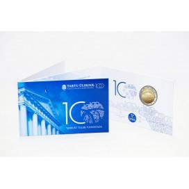 Coincard 2 Euro Estonie 2019 - 100 ans de l' Université de Tartu