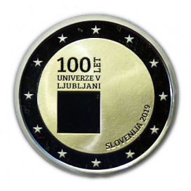 2 Euro Slovénie 2019 BE : Université de Ljubljana