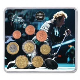 Miniset BU France Johnny Hallyday
