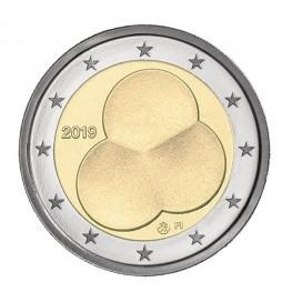 2 Euro Finlande 2019 Constitution