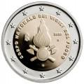 2 Euro Italie 2020 - 80 ans du corps des sapeurs pompiers