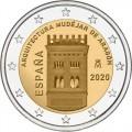 Coffret BU Espagne 2020 World Money Fair