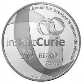 10 Euro Institut Curie 2009