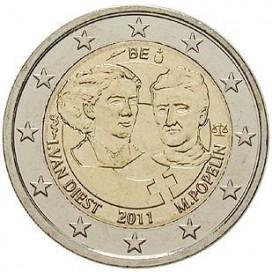 2 Euro Belgique 2011 Journée des Femmes