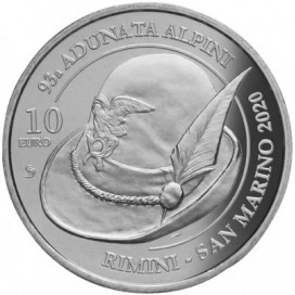 10 Euro Saint Marin 2020- Rimini