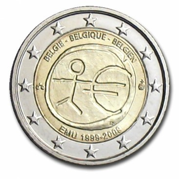 2 Euro EMU Belgique 2009