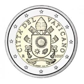 2 Euro Vatican 2020 Courante