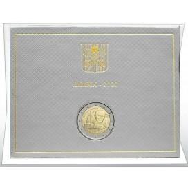 2 Euro Vatican 2020 - 100 ans de la naissance de Jean Paul II