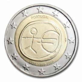 2 Euro EMU Portugal 2009